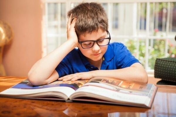 5 formas de fomentar la lectura en niños